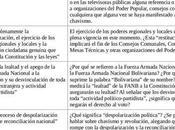 """""""Acuerdo para Transición"""" Machado, Ledezma López: dice, dice"""