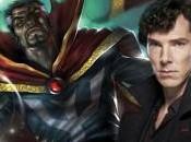 Benedict Cumberbatch habla sobre acento Doctor Extraño