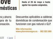 Plan renove calderas domésticas 2015. comunidad valenciana.