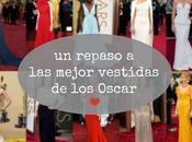 Oscars: mejores vestidas todas ediciones