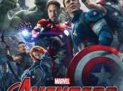 Primer póster para 'Los Vengadores: Ultrón'