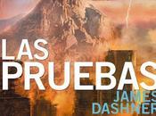 Reseña Pruebas James Dashner