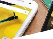 Motorola rompe nuevo gama baja. Moto 2015 está aquí