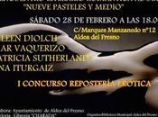 Encuentro Literario Romántica Adulta Aldea Fresno: Patricia sigue gira.