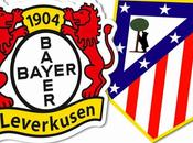 Bayer Leverkusen Atlético Madrid Vivo, UEFA Champions League