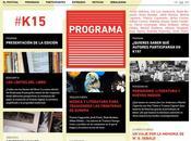 Nueva edición Kosmopolis Bookcamp