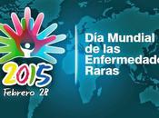 febrero 2015, Mundial Enfermedades Raras: gesto cambia todo