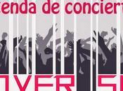 Agenda conciertos: Lagarto Amarillo, Mägo HIDROGENESSE, Lichis, Jorge Drexler más, esta semana Madrid.