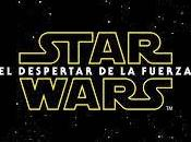 "Declaraciones J.J.Abrams ""Star Wars: Despertar Fuerza"""