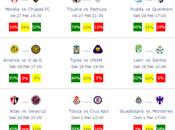 Pronósticos para jornada futbol mexicano