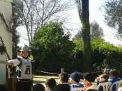 """Hacienda, centro vida recreo"""" acoge visita escolares motivo Andalucía"""