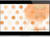 FREEBIES: Fondos escritorio marzo 2015