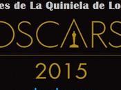 Nuestros ganadores Quiniela Oscars 2015