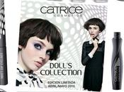 "Nueva Colección Edición Limitada ""Doll´s Collection"" Catrice"