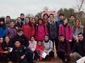 grupo Orientación Deportiva Galileo Galilei participado tercera prueba Circuito Provincial