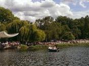 Londres niños: picnic Hyde Park