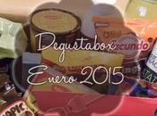 Degustabox enero 2015