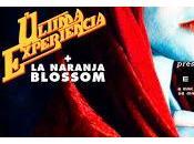 Última Experiencia presentan nuevo disco marzo Madrid