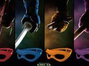 Consigue cuatro gafas diseño legendarios antifaces Tortugas Ninja