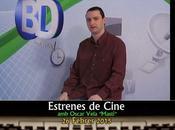 "Comarcal: Estrenes Cine, Oscar Vela ""Mastí"" 26/02/2015"