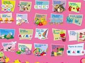 Juegos digitales interactivos para educación infantil años