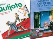 """""""Don Quijote Mancha"""", contado Ramón García Domínguez; ilustraciones Emilio Urberuaga"""