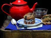 hora muffins arándanos vegano