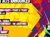 Ibiza prepara para Rocks verano confirman Libertines Years como cabezas cartel.