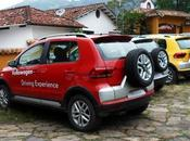 Volkswagen introduce facelift CrossFox Colombia