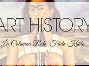Historia arte. frida kahlo: columna rota