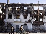 Ucrania: Desastre zonas guerra. ¿Para qué?