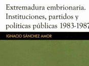 Extremadura embrionaria