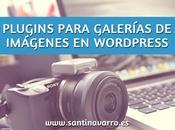 plugins para crear galeria imágenes WordPress