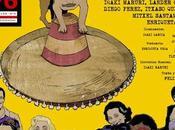 "Vive ""Cabaret Chihuahua"" Teatro Nuevo Alcalá"