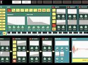Chiptone, aplicación experimental online para crear efectos música