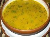 Sopa hojuelas quinua