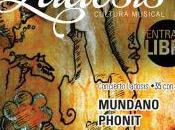 Mundano, Phonit Tunacka concierto LaDosis