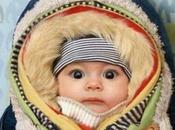 Bebé anorak