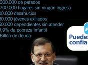 España, país gobernado sospechosos implicados
