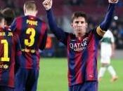 Marzo vértigo para Barcelona