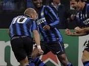 Eto´o marcó goles Inter Milán-Tottenham( 4-3)