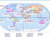 Para practicar coordenadas geográficas