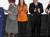 Majestad Reina entrega María Galiana Premio Cine Valores Sociales 2010