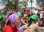 Marea joven Encuentro Nacional MujeresPor