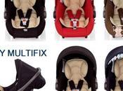 Silla retención infantil Huggy Multifix