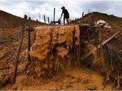Minería Informal Madre Dios. Daño Contaminación naturaleza alto costo para todos peruanos