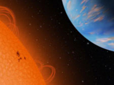 dónde todo metano planeta gigante 436b?
