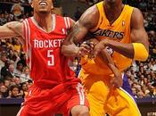 Lakers sufren para doblegar Houston. Boston manda recadito Miami