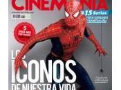 Portadas superheróicas aniversario Cinemanía