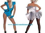 Lady Gaga vende disfraces para Halloween
